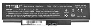 Mitsu Battery for Lenovo ThinkPad E550 4400mAh