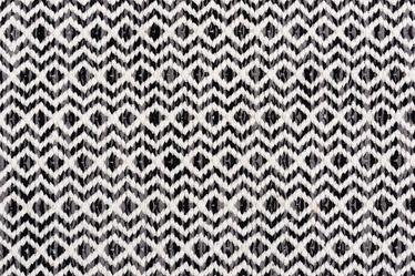 Ковер 4Living Panama 314076, черный, 200x140 см