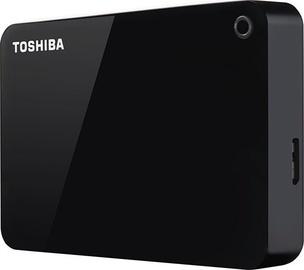 "Toshiba Canvio Advance 2.5"" 4TB USB 3.0 Black"