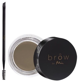 Mii Artistic Brow Creator 5.1g Fair + Brow Master Brush