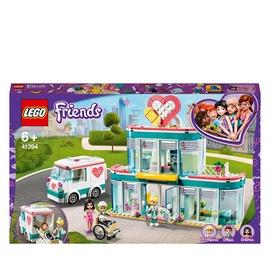 Konstruktor LEGO Friends Heartlake'i linna haigla 41394, 379 tk