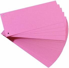 Herlitz Divider Strips 10843498 Pink 100pcs