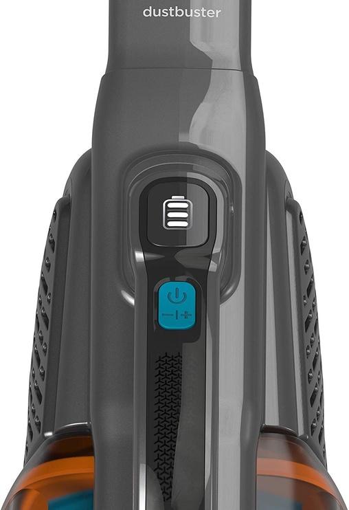 Пылесосы - швабры Black & Decker BHHV320J-QW, 2000 мАч