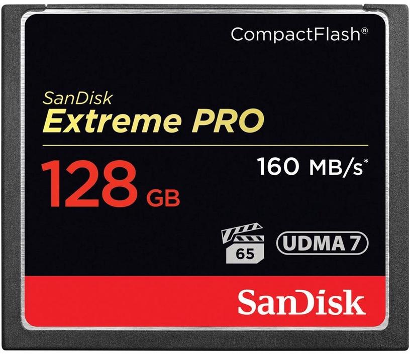 SanDisk 128GB Extreme Pro CF 1066x