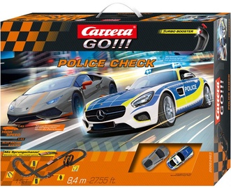 Carrera GO!!! Police Check 62463