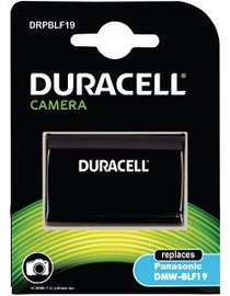Duracell Camera Battery DRPBLF19 For Panasonic
