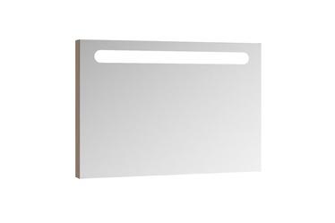 Veidrodis Ravak Chrome 600 White, su apšvietimu, kabinamas, 60x55 cm