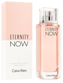 Kvapusis vanduo Calvin Klein Eternity Now For Women 100ml EDP