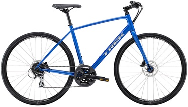 "Trek FX 2 Disc XL 28"" Blue 20"