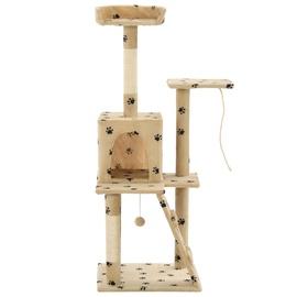Домик для животных VLX, кремовый, 500 мм x 500 мм
