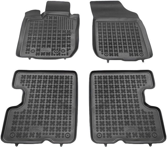 Резиновый автомобильный коврик REZAW-PLAST Dacia Duster 2010-2013, 4 шт.