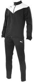 Puma Essentials Pro Poly Junior Tracksuit Black 176