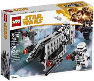 Конструктор LEGO Star Wars Imperial Patrol Battle Pack 75207 75207, 99 шт.