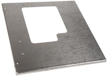 DimasTech Tray Panel Micro ATX Aluminum
