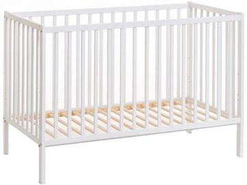 ASM Cypi II Baby Cot White