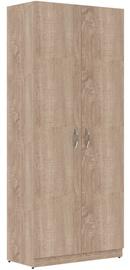 Kapp Skyland Simple SR-5W.1 Sonoma Oak, 77x181.5x37.5 cm