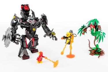 Konstruktorius LEGO Super Heroes Batman Mech Vs. Poison Ivy Mech 76117