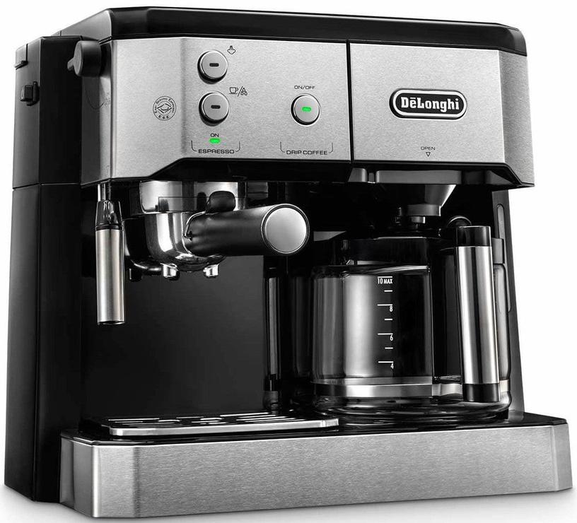 DeLonghi Coffee Machine Combi BCO421.S