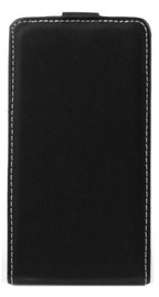 Forcell Flexi Slim Vertical Flip Case For Sony Xperia L1 Black