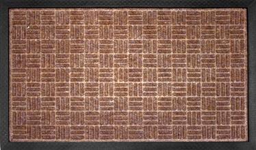 Diana Doormat 45x75cm Rectangle Brown