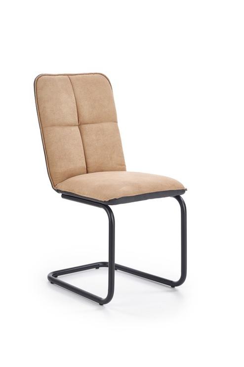 Стул для столовой Halmar K268 Beige/Black
