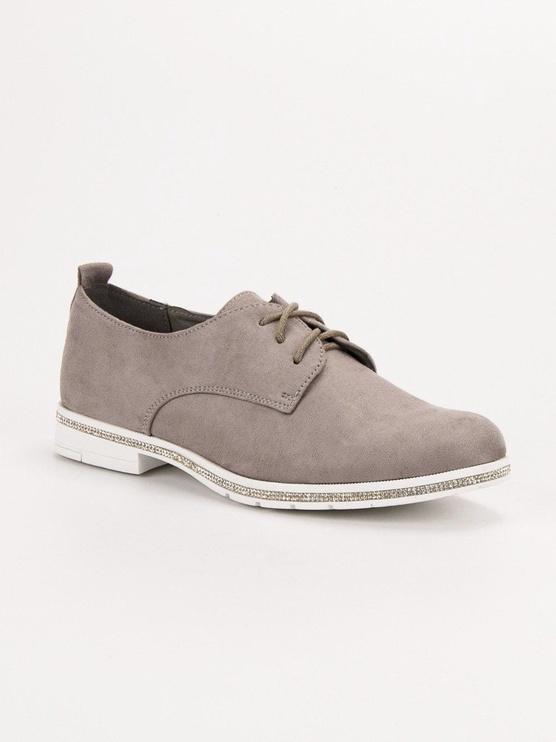 Czasnabuty Flat Shoes 59462 Gray 40