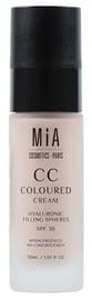 CC veido kremas Mia Cosmetics Paris Mia Light CC Mia, 30 ml