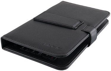 """Logic Concept LTK8 Keyboard Case For 8"""" Tablets Black"""
