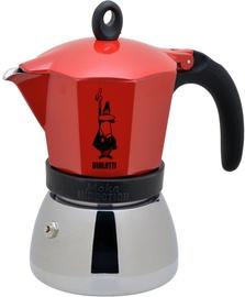 Bialetti Moka Induction Red 6 cups