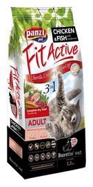 Kaķu barība Fit Active 3in1 308999, 300g