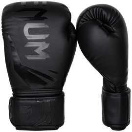 Venum Boxing Gloves Venum Challenger 3.0 Black 14OZ