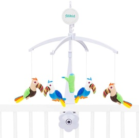 Fillikid Musical Mobile Parrot 9000-3300