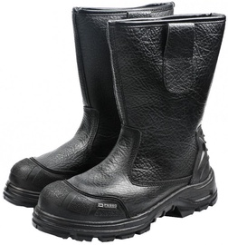 Pesso Safety Boots B643 S3 SRC Black 47