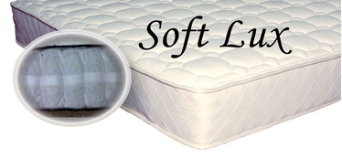 Matracis SPS+ Soft Lux, 120x200x23 cm