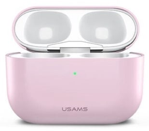 Usams US-BH569 Soft Ultra-Thin Protective Cover For Apple Airpods Pro Pink