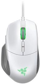 Žaidimų pelė Razer Basilisk White, laidinė, optinė