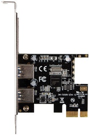 Lanberg PCE-US3-002 USB 3.1 PCIe Extension Card