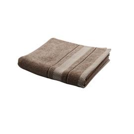 Vonios rankšluostis Domoletti, rudas, 50 x 90 cm