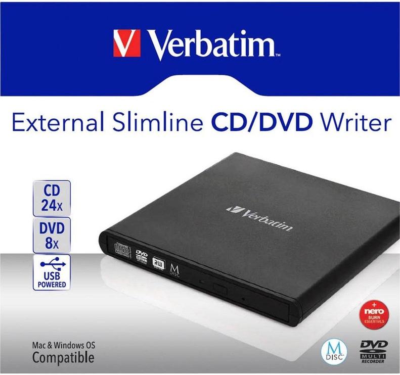 Optiskā ierīce Verbatim 98938