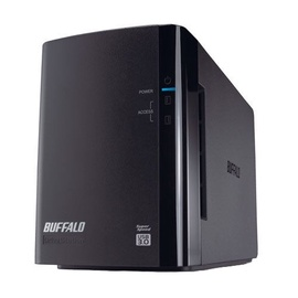 Buffalo 4TB DriveStation Duo USB 3.0
