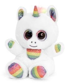 Keel Toys Animotsu Rainbow Unicorn 25cm