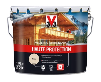 Impregnants Haute Protection, 10l, balts