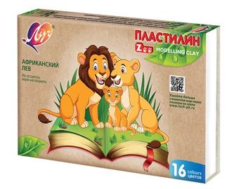 Plastilinas Zoo 29C 1723-08 16 spalvų