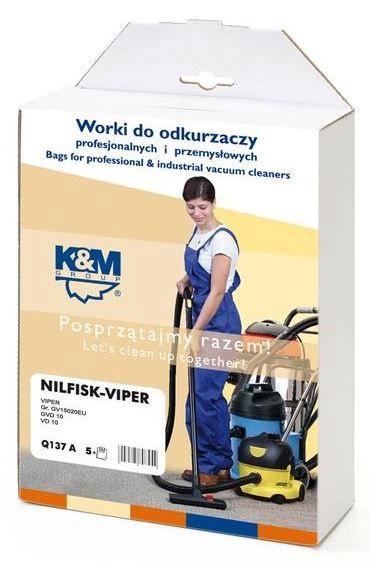K&M Group Vacuum Cleaner Bags 5