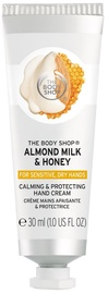 The Body Shop 30ml Hand Cream Milk & Honey