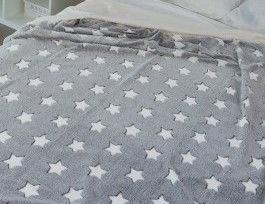 Tekk Home4you Glow Star Gray, 150x200 cm
