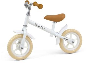 Balansinis dviratis Milly Mally Marshall White