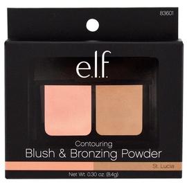 E.l.f. Cosmetics Studio Contouring Blush & Bronzing Powder 8.4g St.Lucia