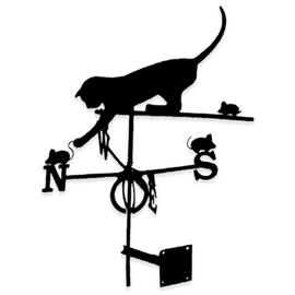 Metalinis vėjarodis Katinas