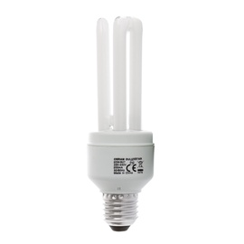 Kompaktinė liuminescencinė lempa Osram T4, 20W, E27, 2700K, 1160lm
